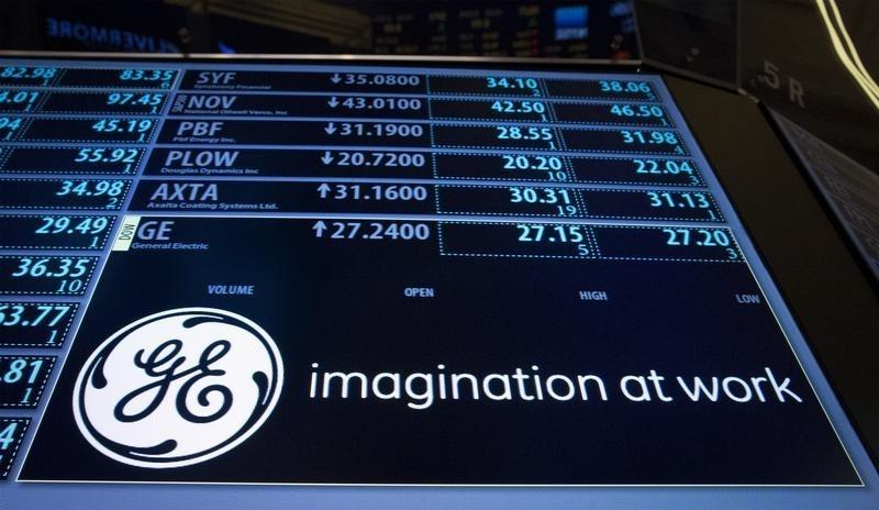 Breakingviews Ge Has Become The Ultimate Industrial Lightweight