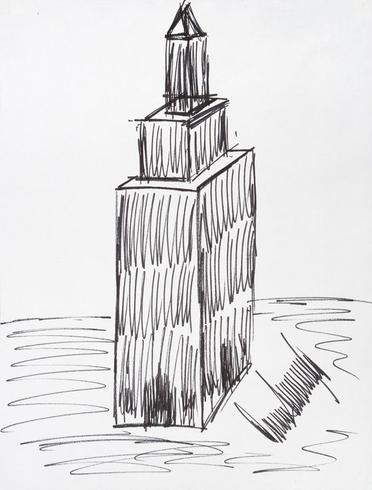 Art of the deal: Trump's Empire State Building doodle fetches $16,000