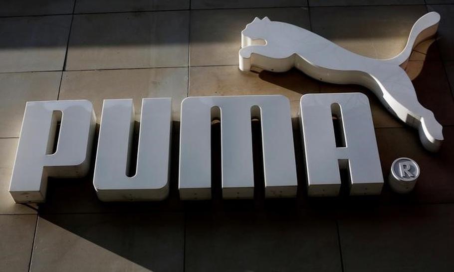 Rihanna creations help lift Puma sportswear sales   Reuters