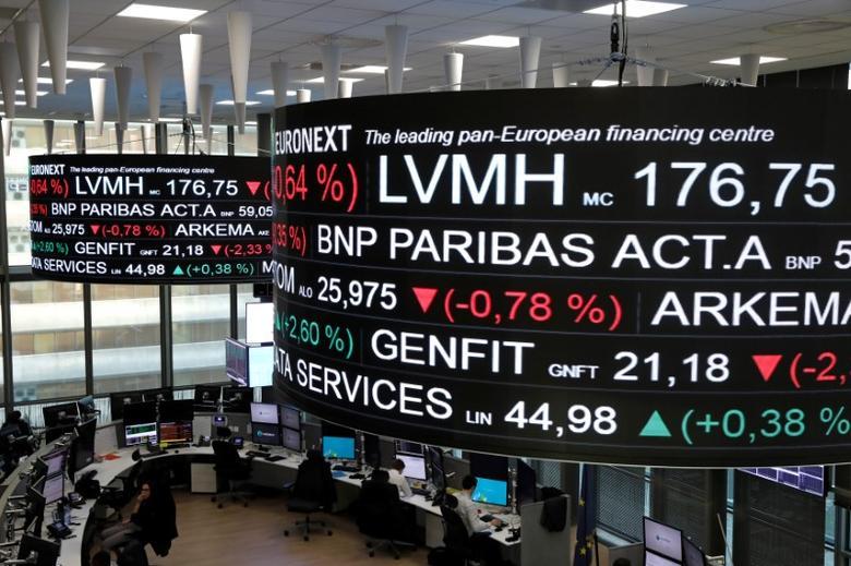 450075151ce European stocks mixed; Apple supplier AMS soars | Reuters.com