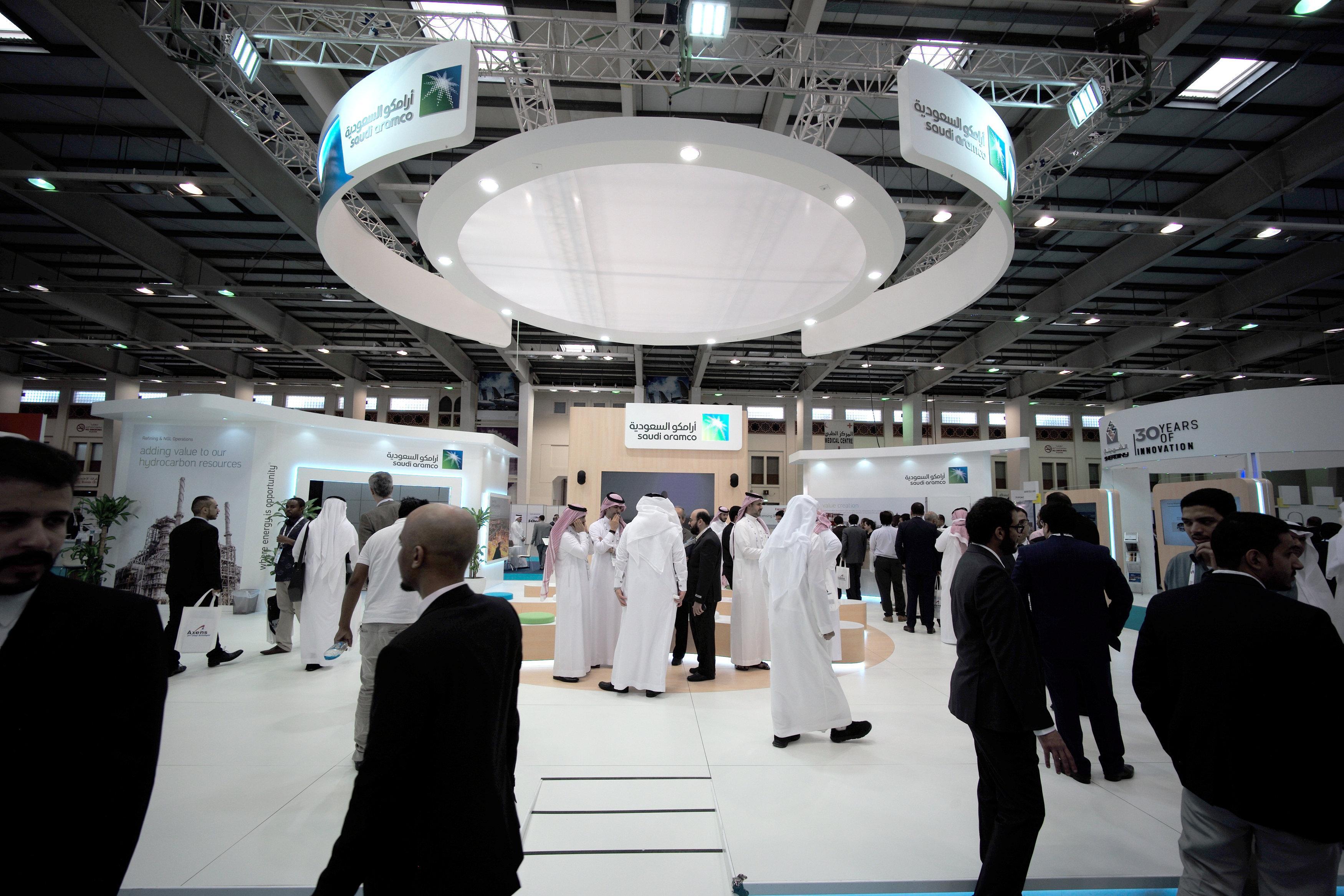 Exclusive - Saudi Aramco IPO on track for 2018: Saudi crown prince