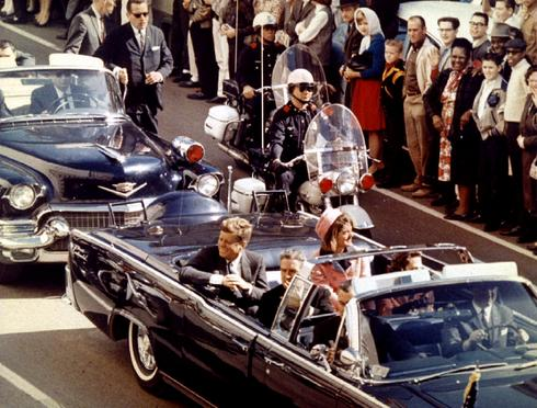 Flashback: JFK assassination