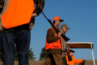 Hunting with Donald Trump Jr.