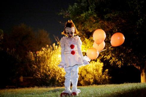 Here comes Halloween