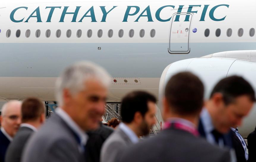 cathay pacific market share Hong kong's troubled flagship airline cathay pacific on wednesday posted its first annual loss since the height of the financial crisis as it was hit by intense competition and a drop in demand from business travellers the firm is struggling despite an expansion of international air travel in the.
