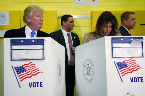 The day Trump won