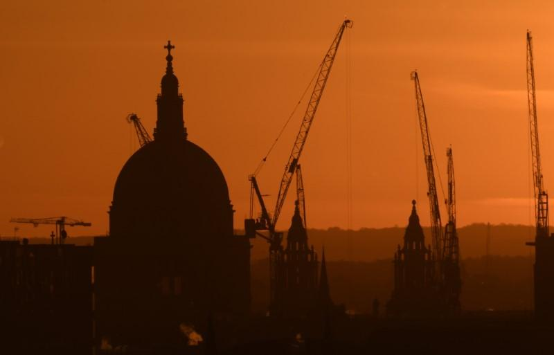 Industry shines in otherwise hazy vista for UK economy