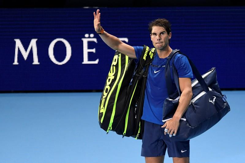 Nadal S Season Ends In Painful Defeat By Goffin Reuters