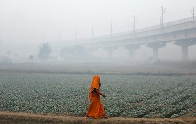 Delhi's toxic smog