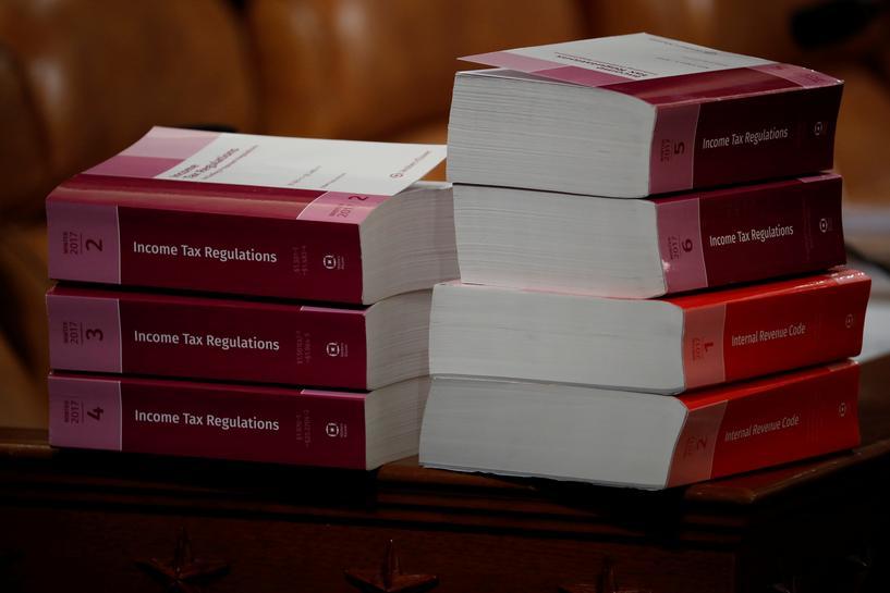 Senate panel presses ahead on tax bill as House vote looms
