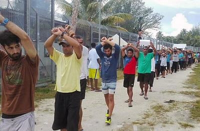 Crisis at Manus Island detention center