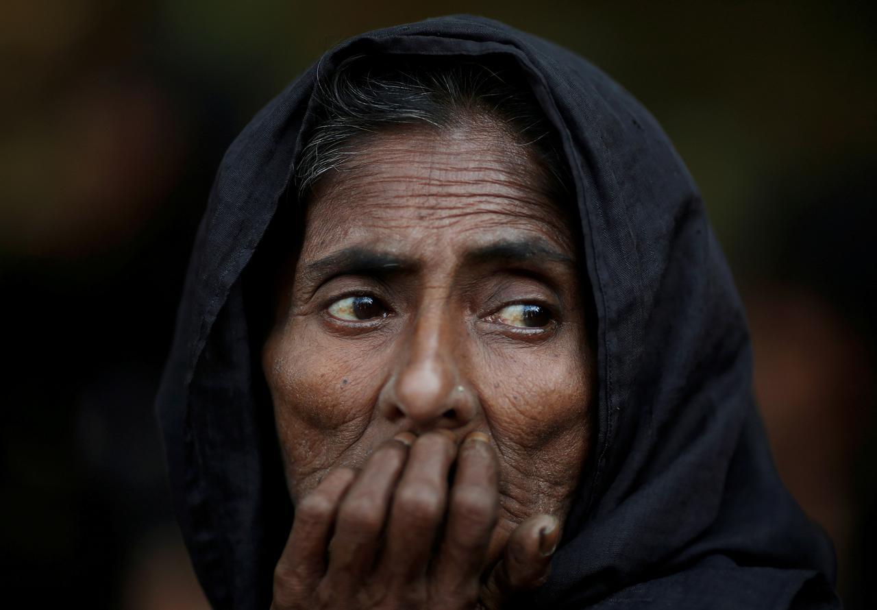 Rohingya refugees 'drained' by trauma, says U N  refugee