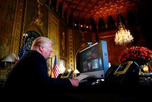 Trump's Thanksgiving in Palm Beach