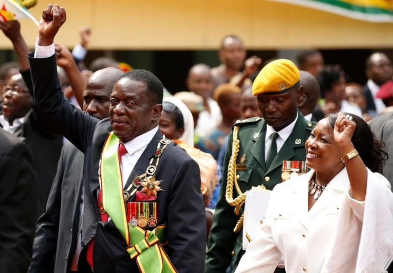 Zimbabwe's military muscles into first post-Mugabe cabinet