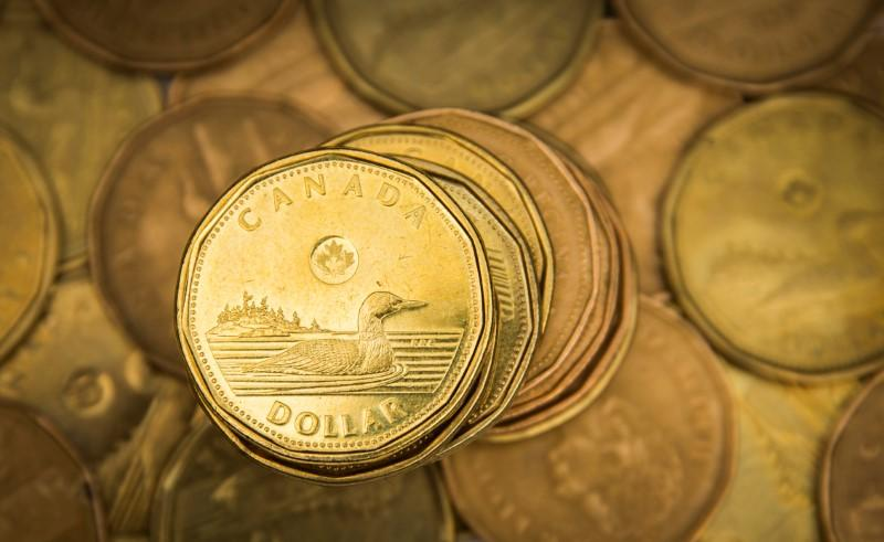 Canadian dollar rallies the most in 21 months on jobs surge