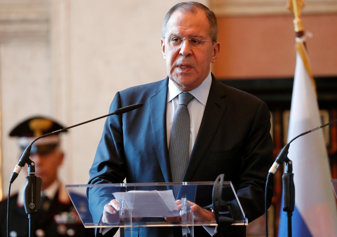 """Rússia chama ameaça dos EUA de destruir Coreia do Norte de """"discurso sanguinário"""""""
