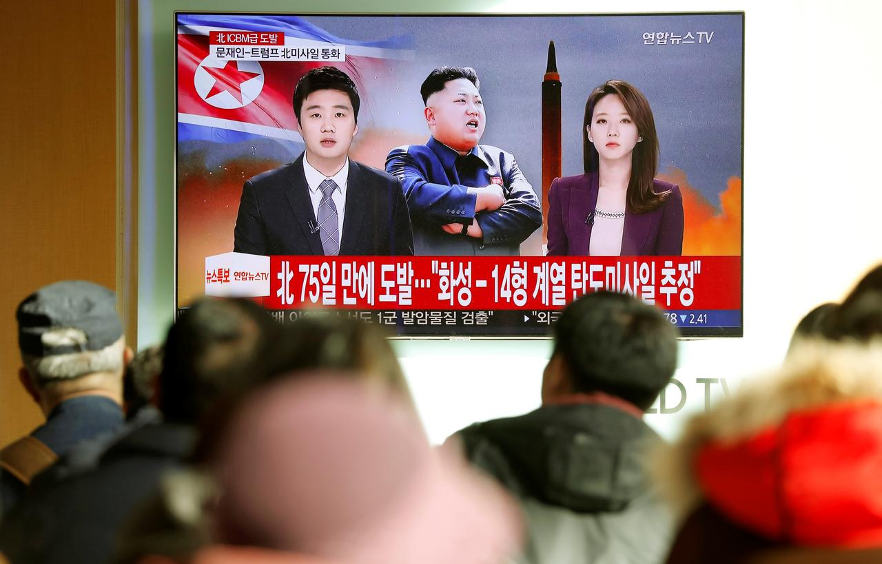 Image result for U.N. council to meet on North Korea rights abuses, nuclear program in December