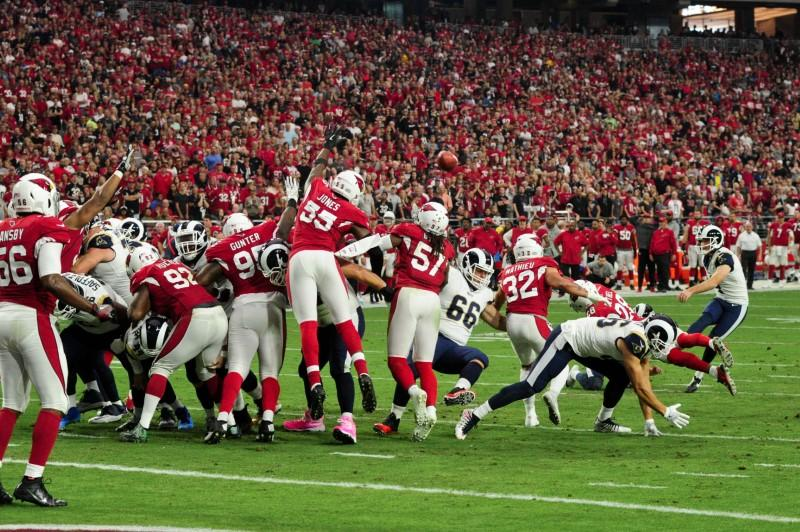 Highlights Of Sunday's National Football League Games