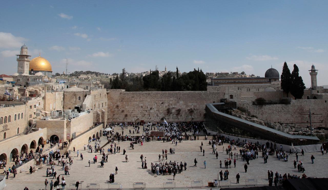 """Reconhecimento dos EUA de Jerusalém como capital de Israel seria """"beijo da morte"""""""