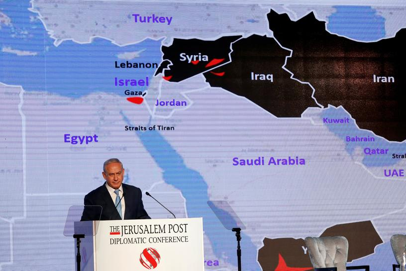 Netanyahu says israel expanding middle east ties but not with iran netanyahu says israel expanding middle east ties but not with iran reuters gumiabroncs Images