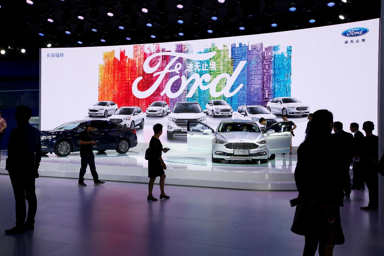 Exclusive ford set for china tie up with alibaba to test online direct auto sales source