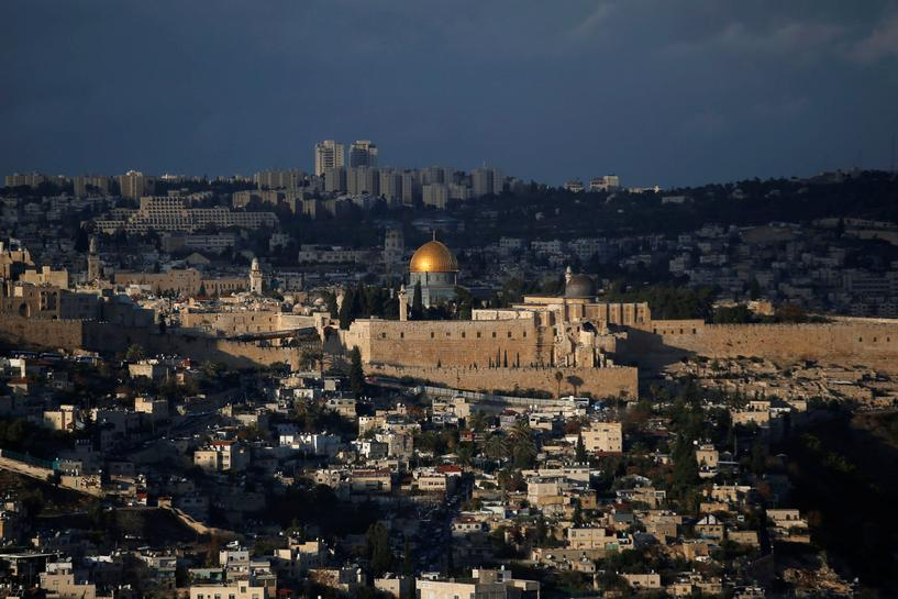 Exclusive: U.S. asks Israel to restrain response to Jerusalem move - document