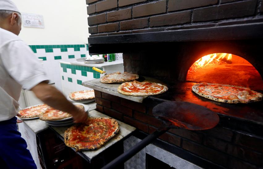 See Naples and pie: pizza making wins world heritage status
