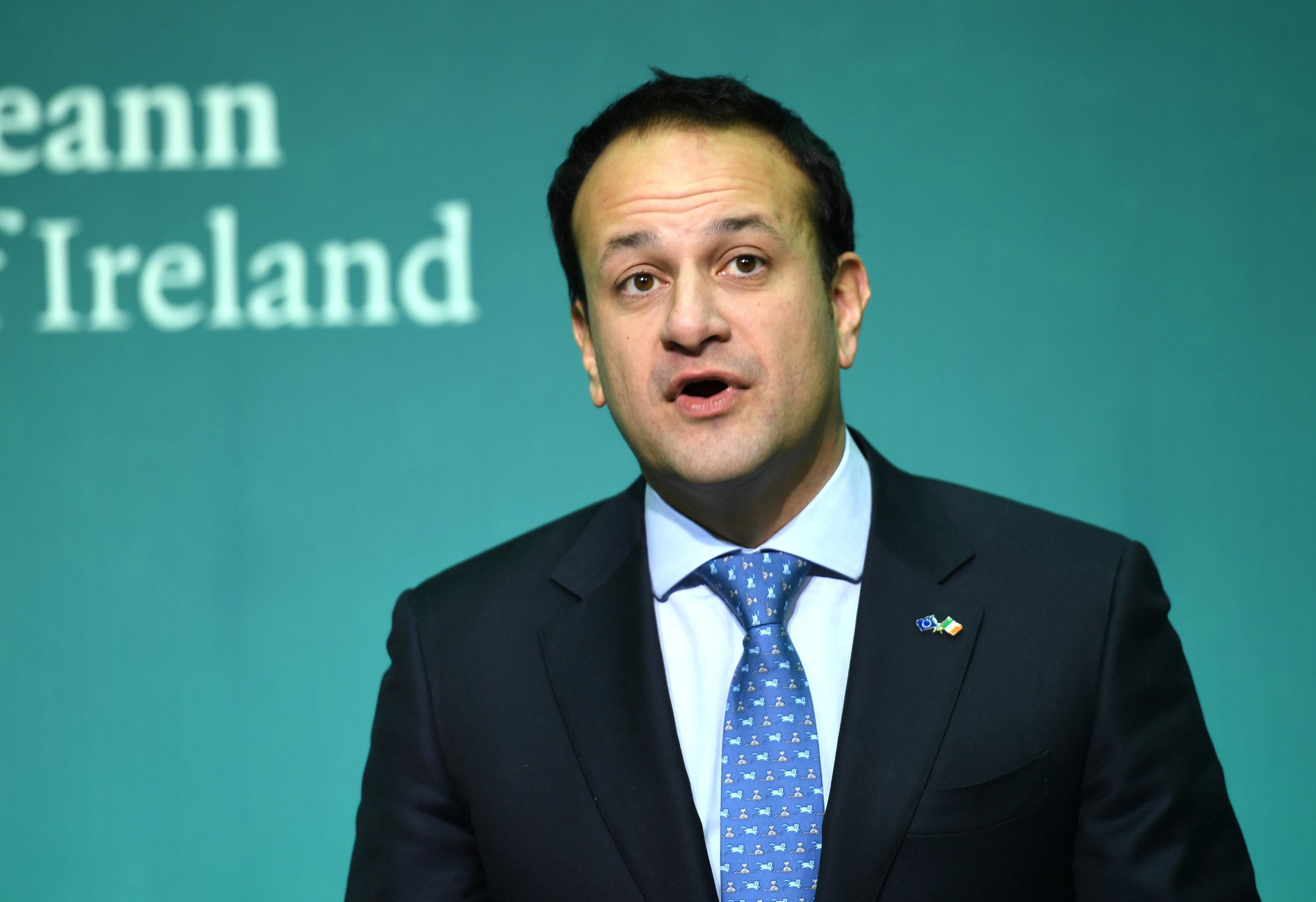 نخست وزیر ایرلند در طی دوره انتقال دو ساله Brexit محتاط است
