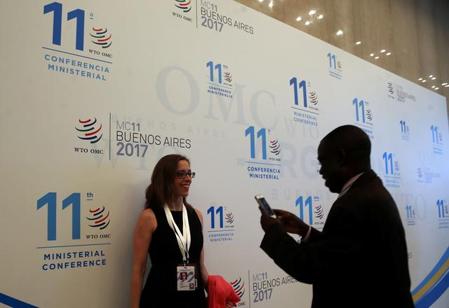 WTO meeting ends in discord, ministers urge smaller-scale trade