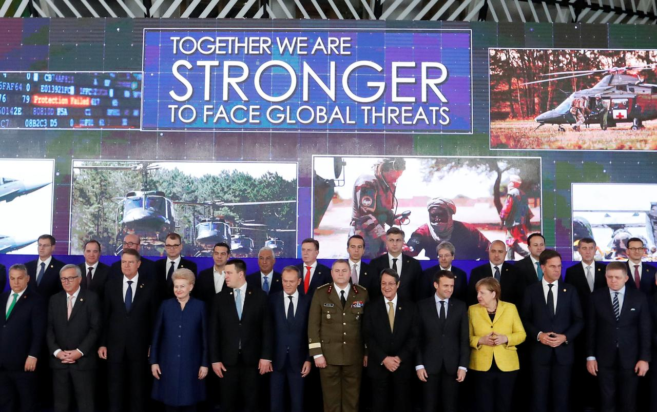 Image result for EU Defence Pact