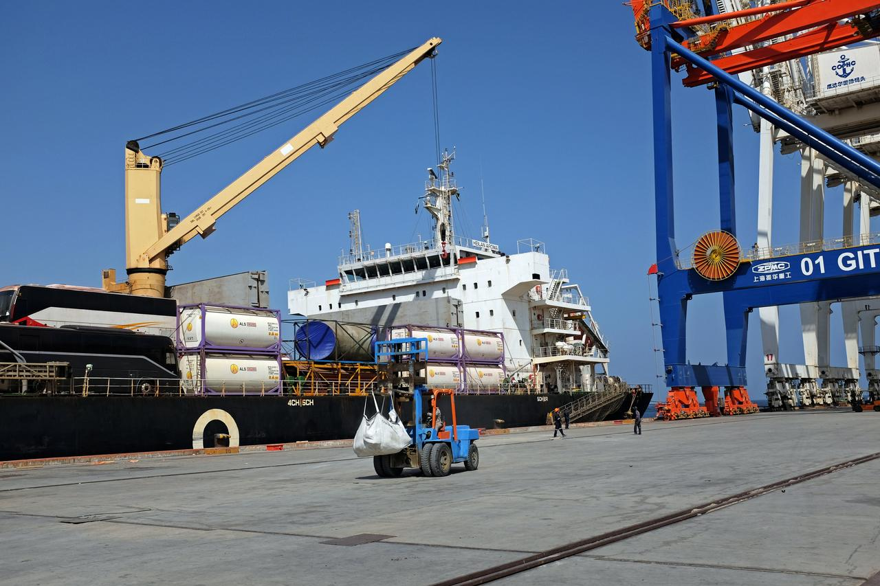 Hoping to extend maritime reach, China lavishes aid on