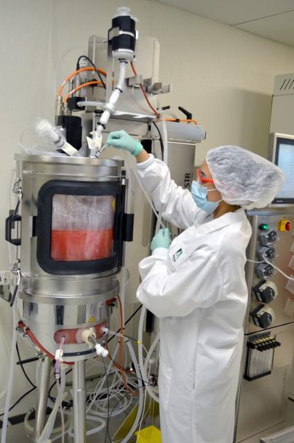 Tiny stem cell companies close in on major heart disease