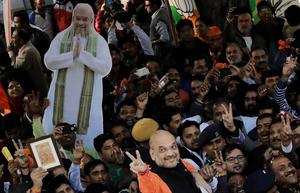 BJP wins in Gujarat, Himachal elections
