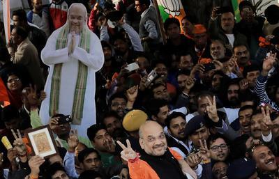 BJP wins in Gujarat, Himachal elections