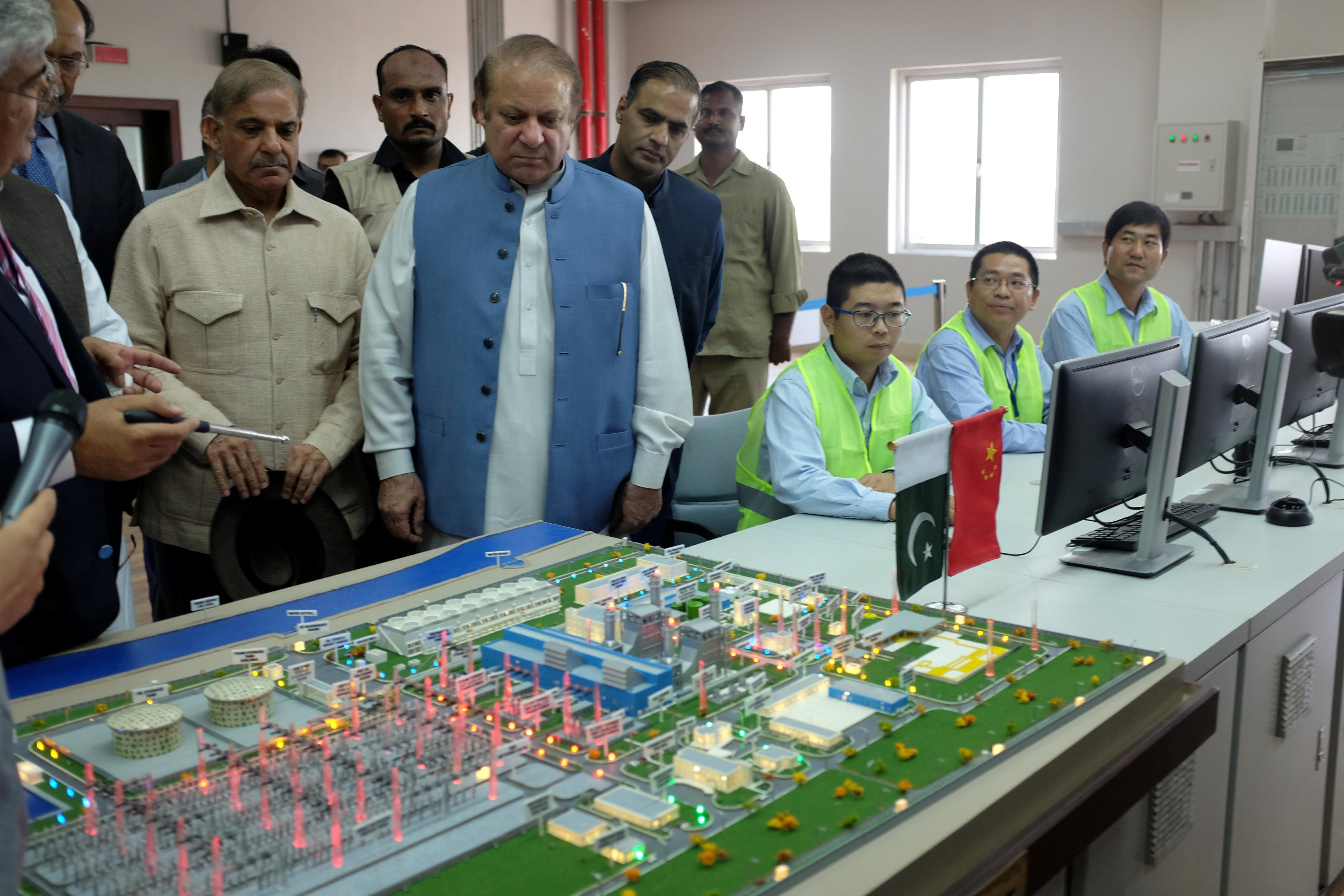 In Pakistan, questions raised over GE's flagship power