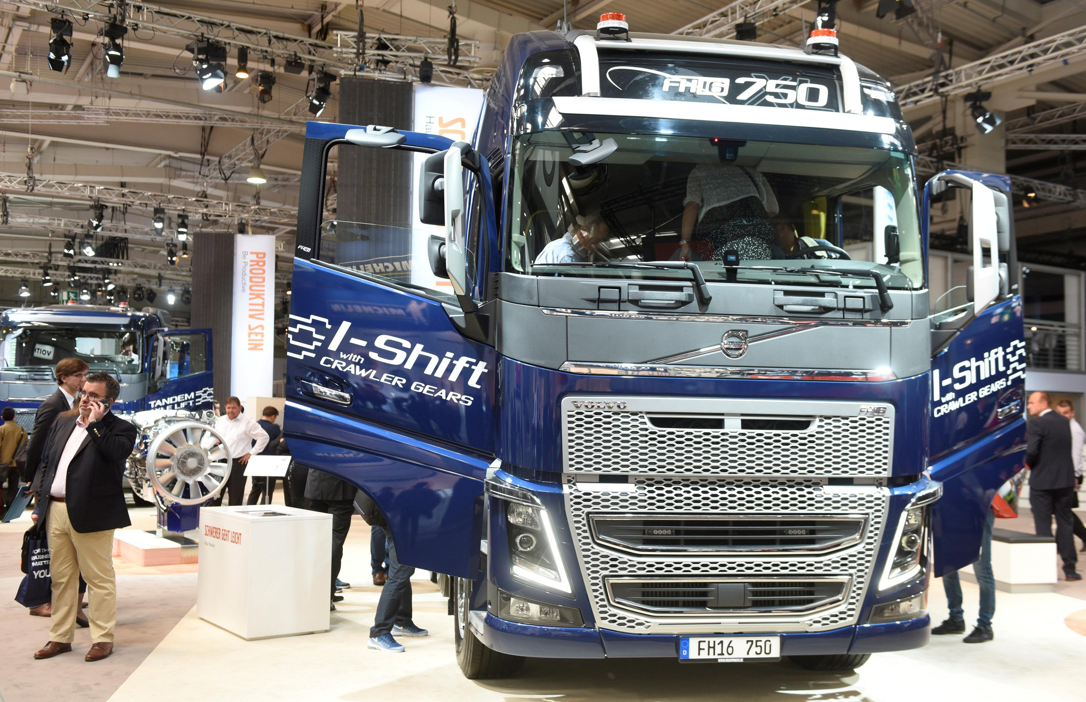 065a7bd55 China's Geely turns to Volvo trucks in latest Swedish venture - Reuters