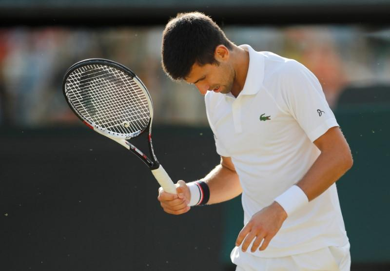 Injured Djokovic pulls out of Qatar Open