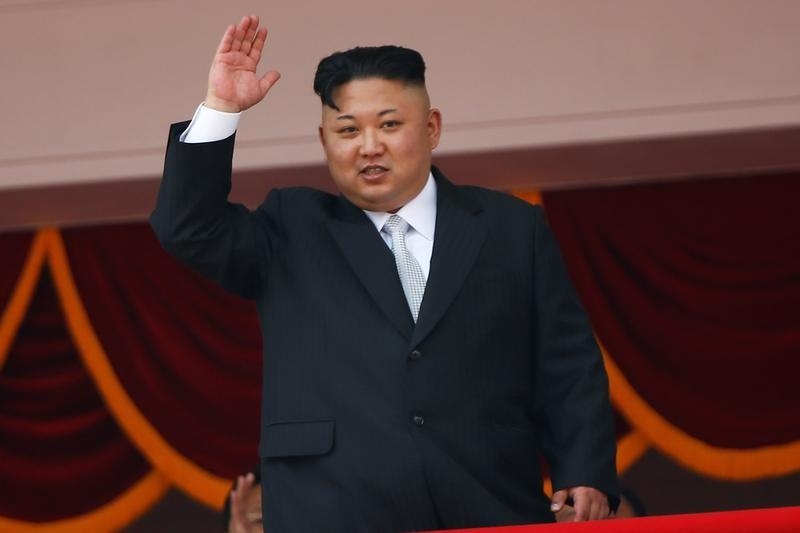 Hasil gambar untuk North Korea's Kim 'open to dialogue' with South Korea, will only use nukes if threatened