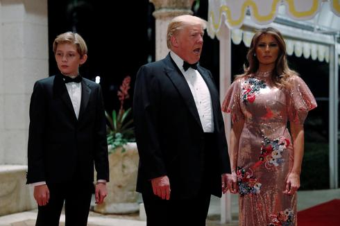 Trump spends holidays at Mar-a-Lago