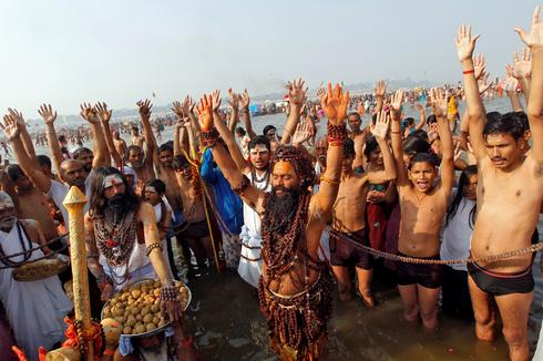 India celebrates harvest festival