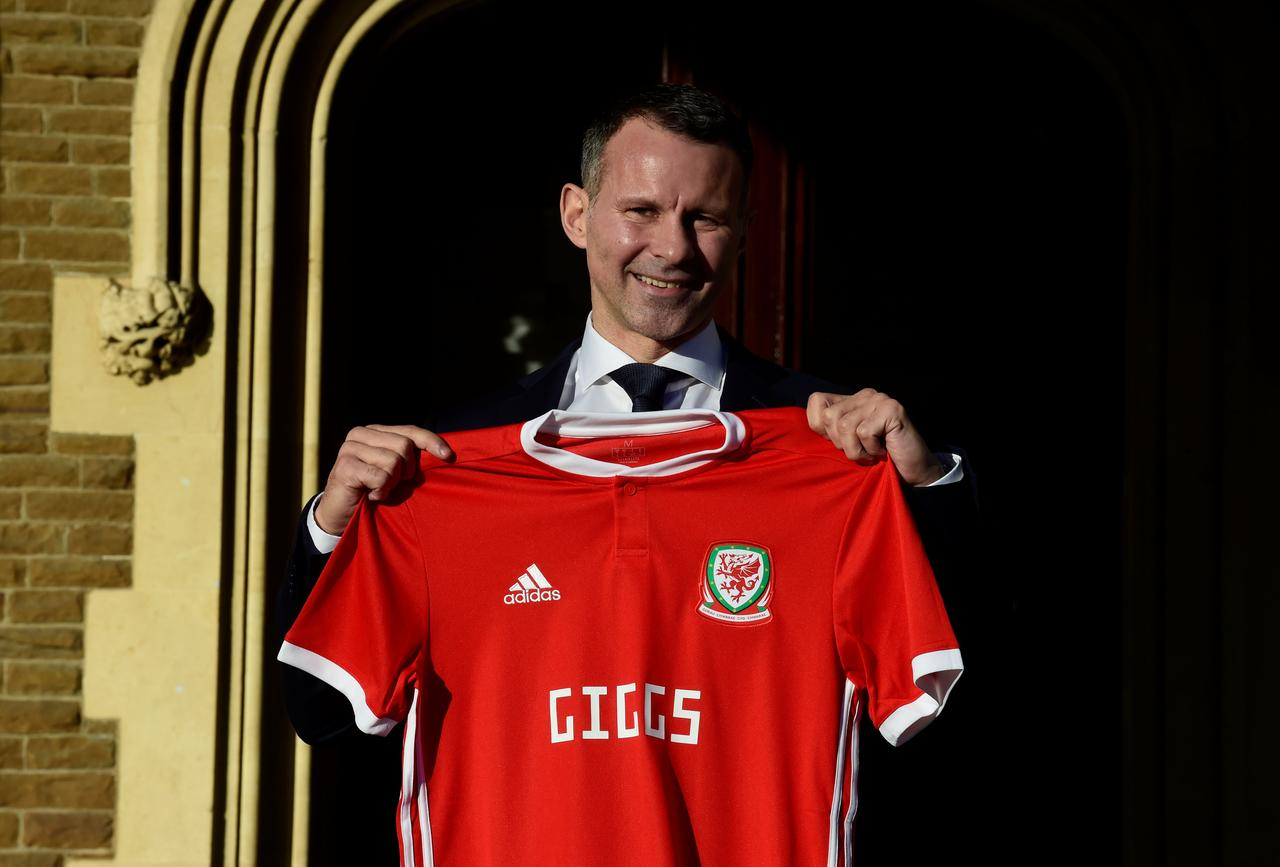 Image result for giggs wales