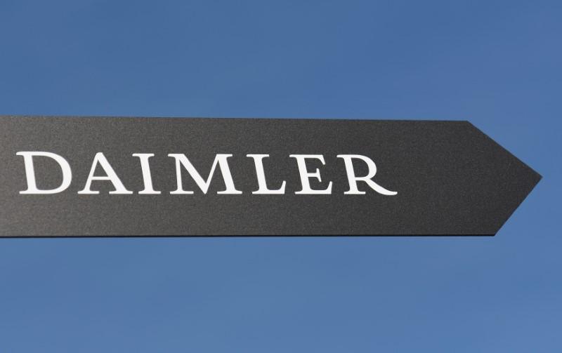 German strikes spread to Daimler, union mulls escalation