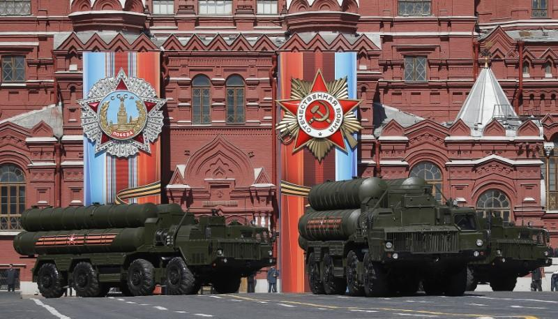 Russia starts shipping S-400 air defense missile system to China: TASS