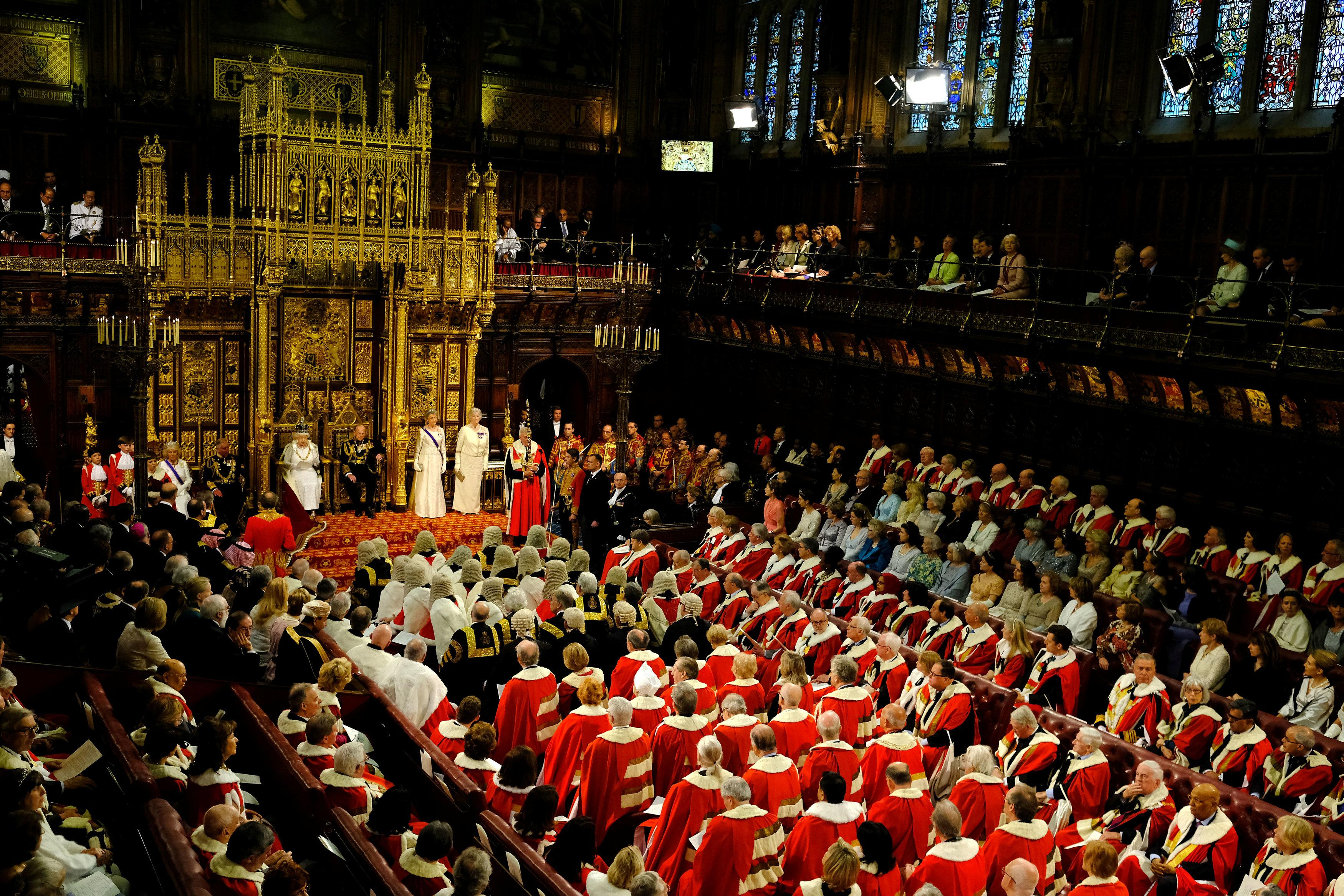 Explainer - Britain's Lords sharpen knives for EU exit laws, but...