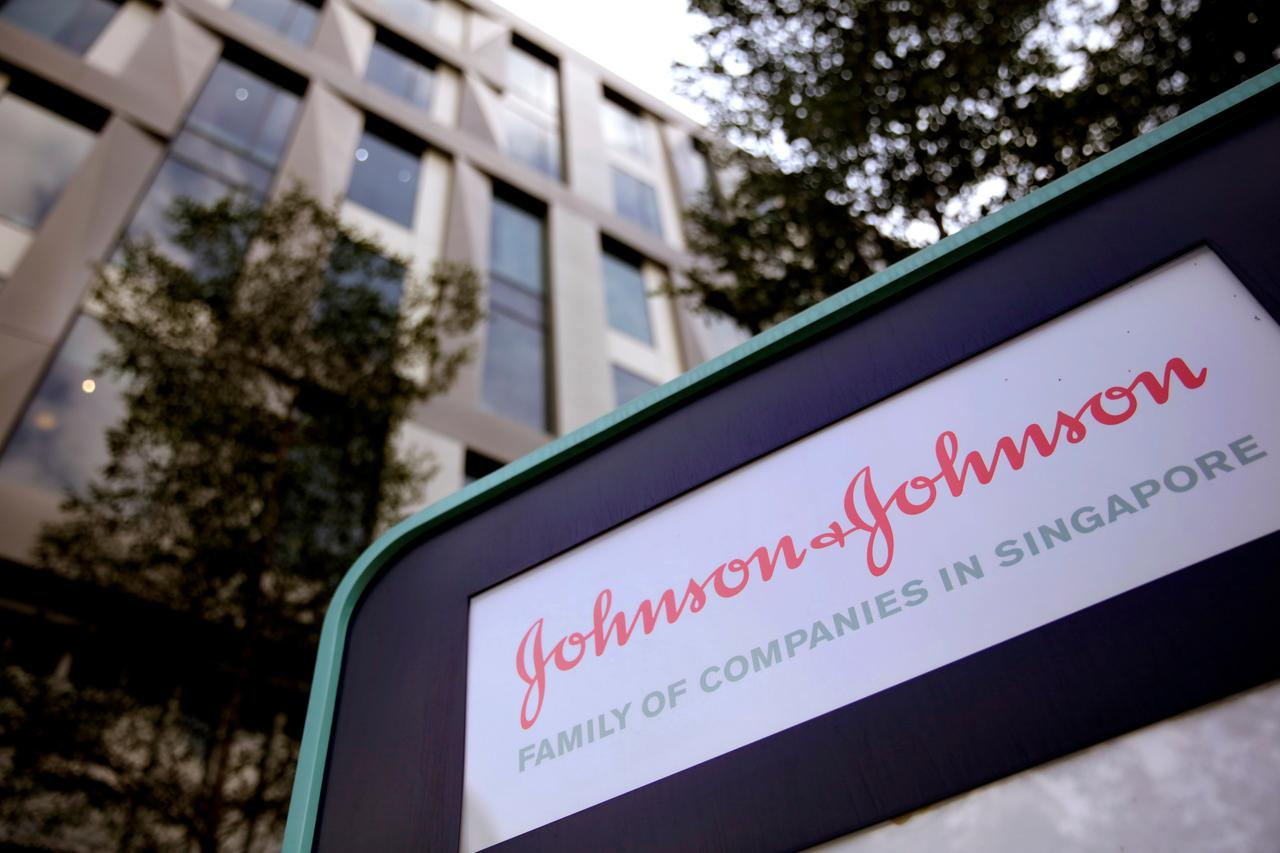 J&J takes $13 6 billion charge related to new U S  tax law