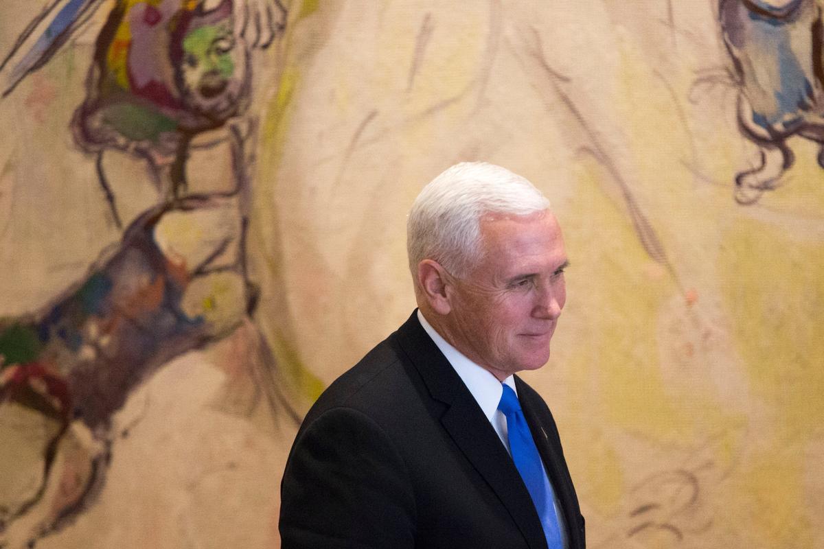Pence aims to counter North Korea 'propaganda' at Olympics: White House