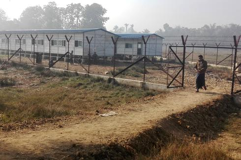 Where Myanmar plans to house returning Rohingya