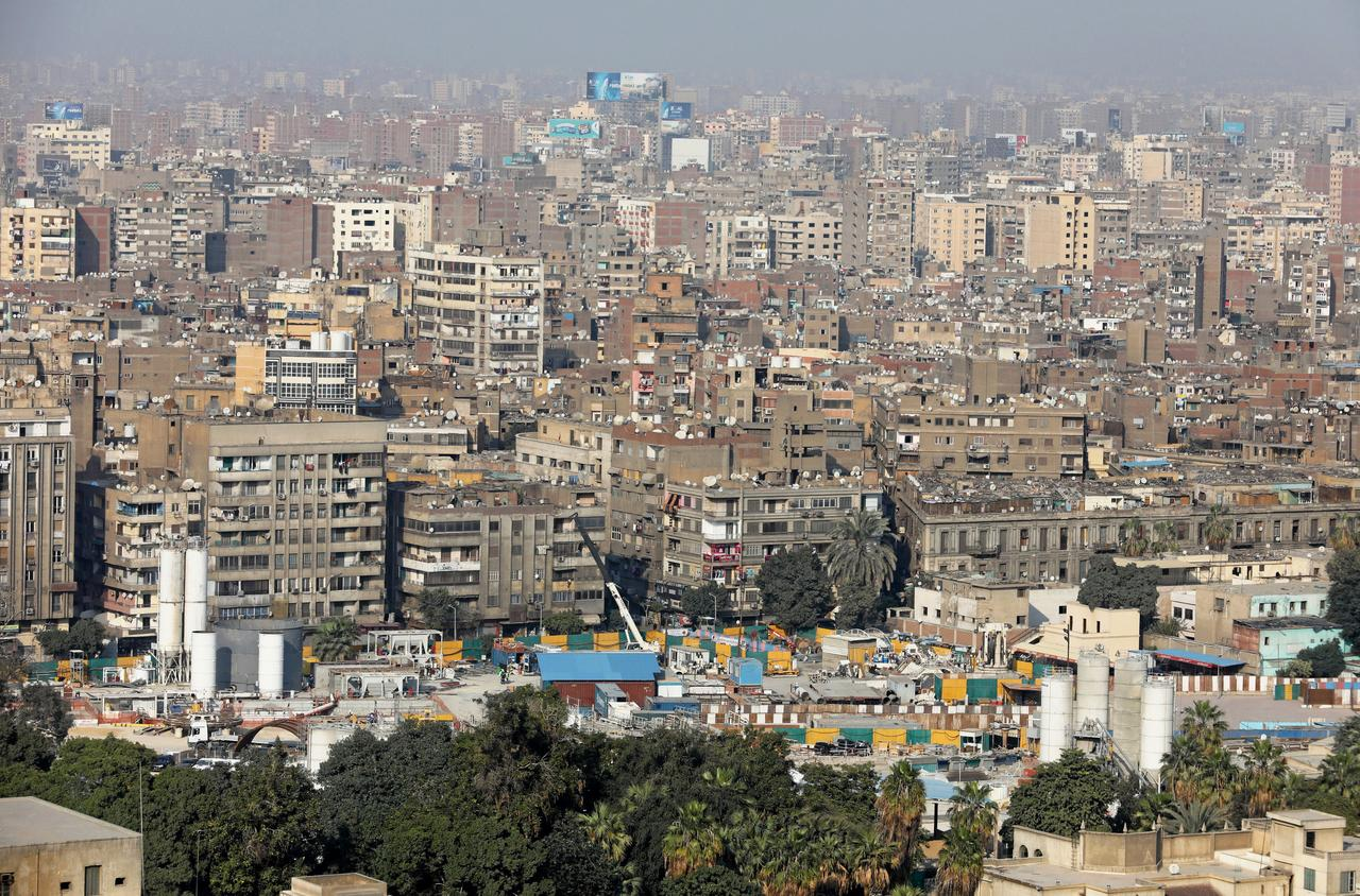 egypt to pour new housing into seemingly sated market reuters