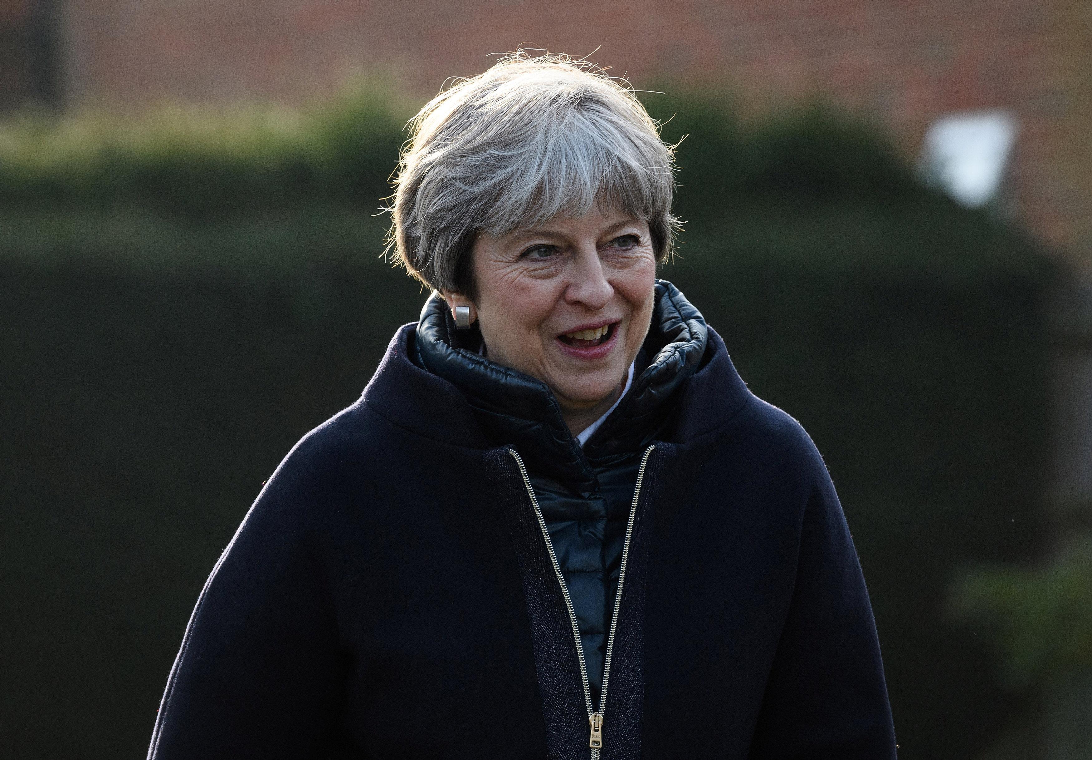 Gran Bretaña acoge con satisfacción el acuerdo de la UE sobre términos de transición