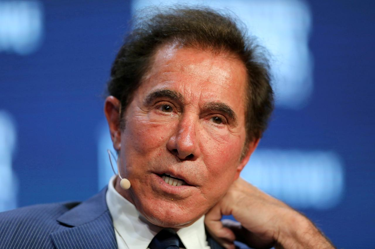 Wynn resorts board sued for failing to investigate chief executive file photo steve wynn chairman and ceo of wynn resorts speaks during the milken institute global conference in beverly hills california us may 3 biocorpaavc